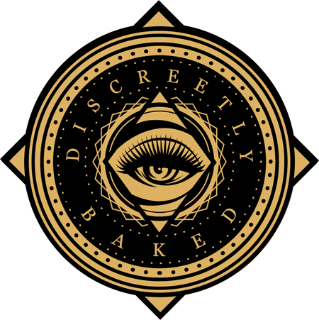 Discreetly Baked - Logo
