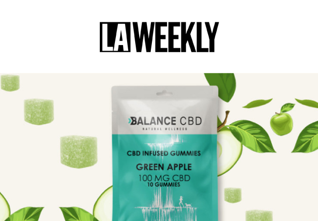 LA Weekly - Best CBD Gummies   AAXLL Brands Company