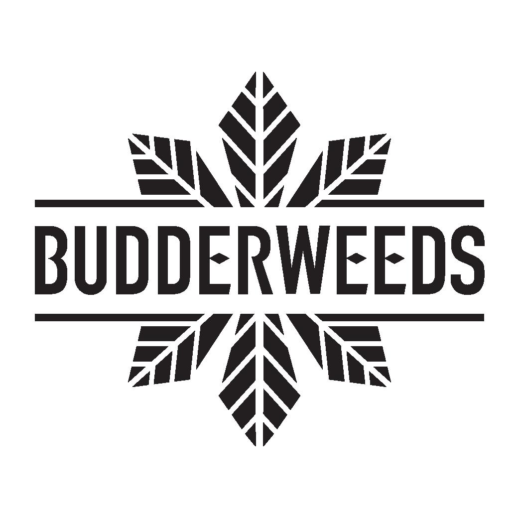 BudderWeeds - Logo